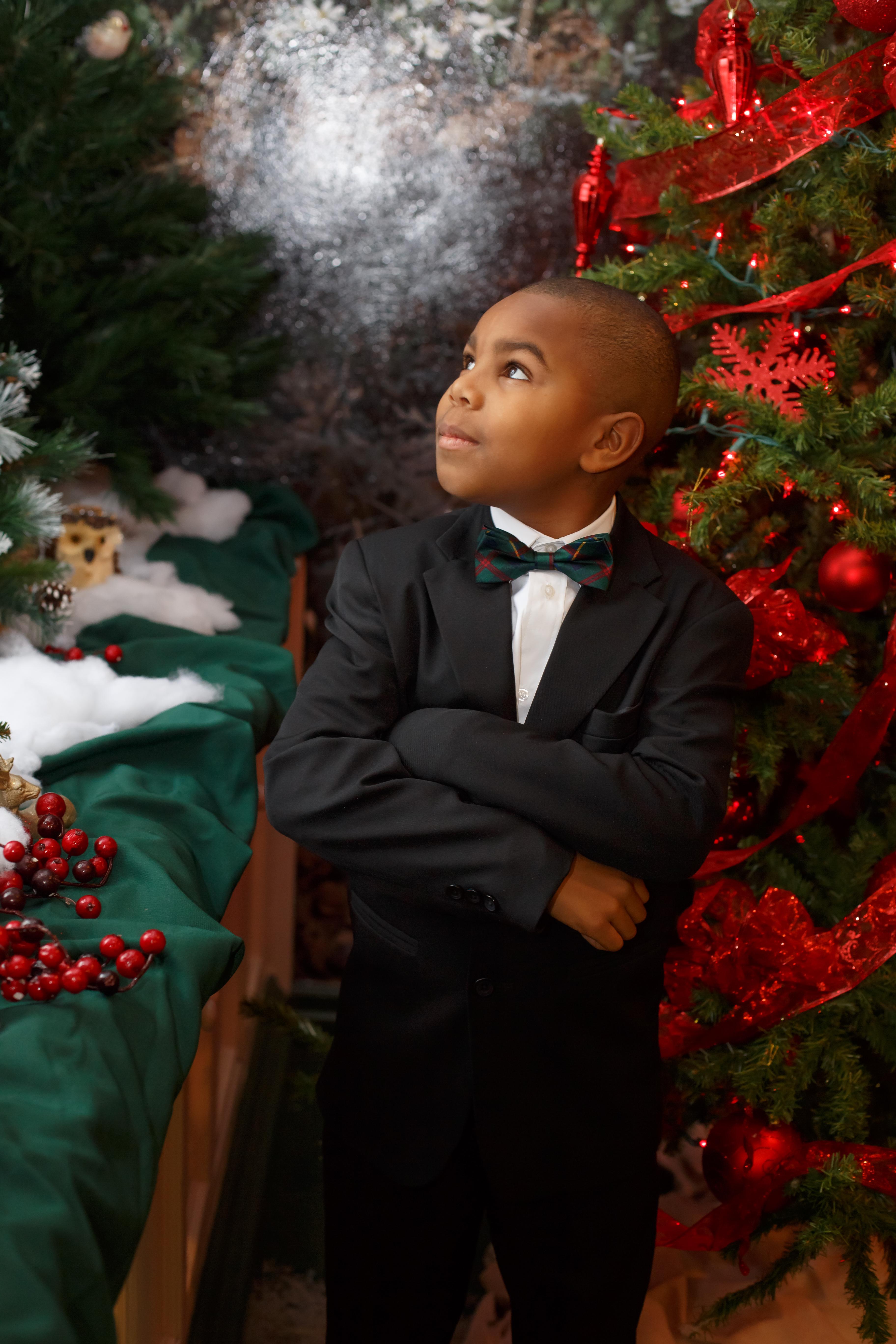 Happy Holidays Toledo! Holiday Portraits Photography